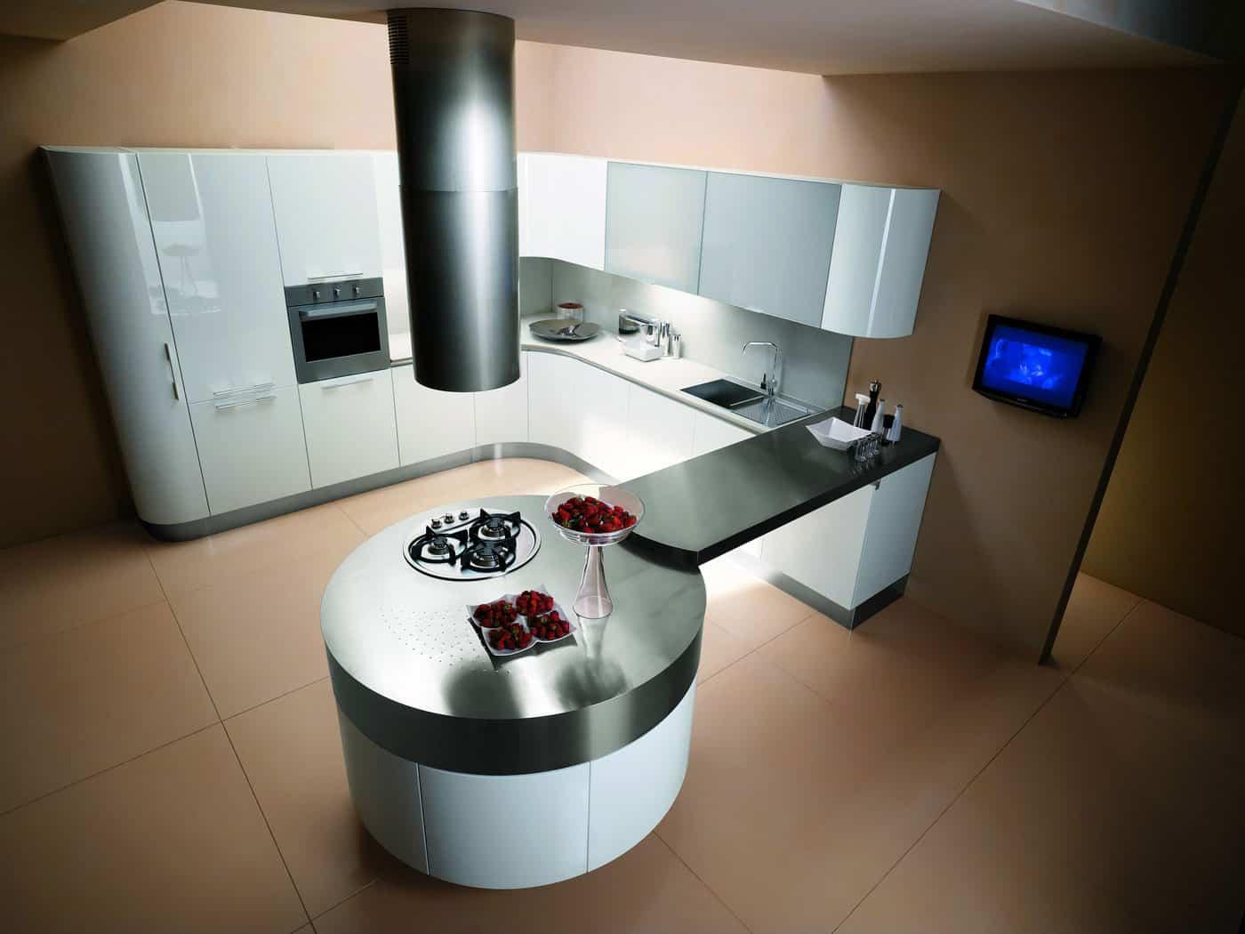 cuisine moderne d couvrez une selection de cuisine design. Black Bedroom Furniture Sets. Home Design Ideas
