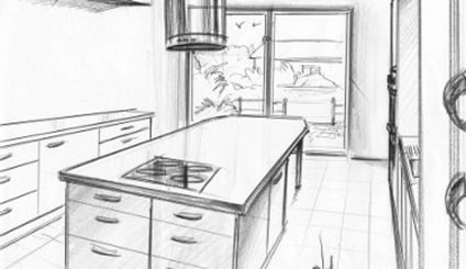 mon cuisiniste projet de cuisine living dressing trouver un coach. Black Bedroom Furniture Sets. Home Design Ideas